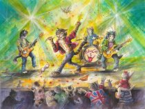 The Rolling Cats von Jonathan Petry