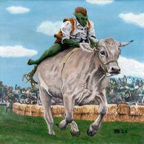 Goblin Rider Ox Racing von Ted Helms