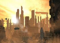 City noise by Markkus Nelrog
