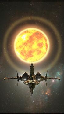 A Star by Markkus Nelrog