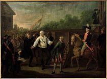 Louis XVI  by Charles Benazech