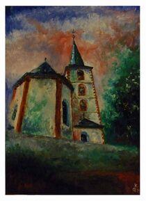 Peter und Paul in Hochheim/Main von Kai Rohde