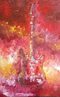 Guitar von Kai Rohde
