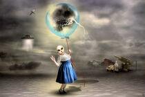 Nur ein Wetterballon! von garrulus-glandarius