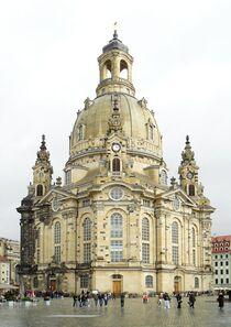 Frauenkirche in Dresden von gscheffbuch