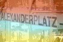 Berlin Alexanderplatz von Carmen Varo
