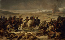 After the Battle of Eylau by Charles Meynier