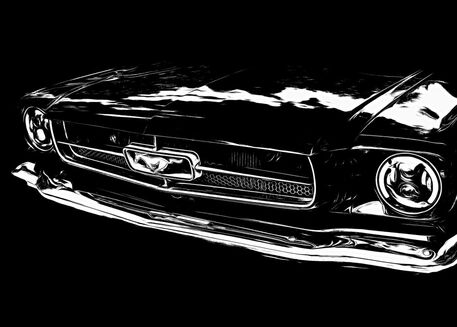 Mustang-front