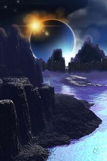Dark Planet by Rupert Schneider