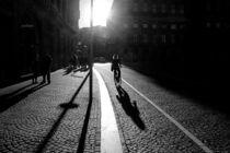 Straßen von Amsterdam von Patrick Lohmüller