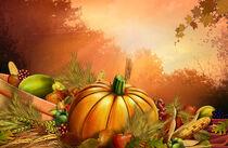 Season Of Plenty by Peter  Awax