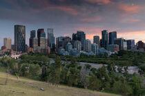 Calgary, Kanada by alfotokunst