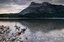 Waterton Lakes Nationalpark, Kanada by alfotokunst
