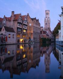 Brügge, Flandern, Belgien by alfotokunst