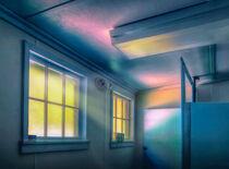 Color in the Mens Room von William Schmid