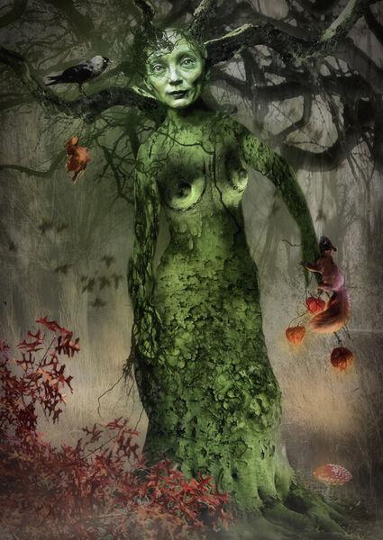 Lady-autumn-klein