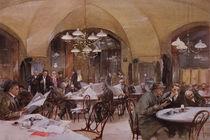 Cafe Griensteidl von Reinhold Volkel