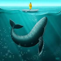 Big Whale Story von Radik Mukhamadullin