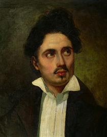 Alexandre Dumas Pere  by Delacroix