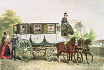 'Entreprise Generale des Omnibus' von Denis-Auguste-Marie Raffet