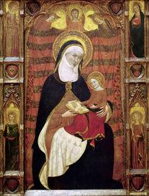 St. Anne and the Virgin  von Ramon Destorrents