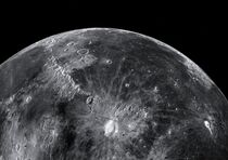 Mare Imbrium Mondkrater  by schilling-web-media