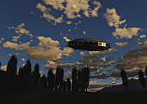 UFO Maury Island Incident by schilling-web-media