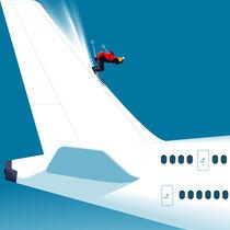 Jet Ski Getaway by John Tomac