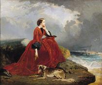 Empress Eugenie  by E. Defonds