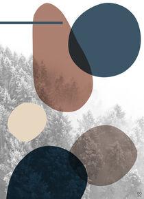 Herbst / Autumn No. 2 - 2020 von Sara Sameith