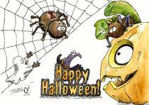Happy Halloween von Rupert Schneider