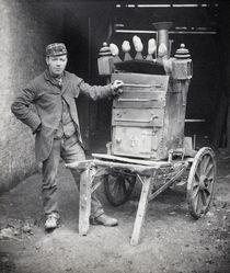 Baked potato seller von Edgar Scamell