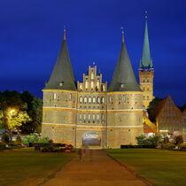 Holstentor Lübeck by Patrick Lohmüller