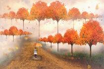 Autumn Alley von garrulus-glandarius