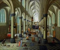 Interior of a Church  von Pieter the Elder Neeffs