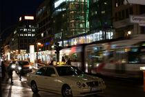 Berlin, Stadt, Friedrichstraße, Nachtleben, Straßenfotografie, von Bernd Fülle