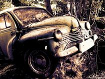 altes Auto von maja-310