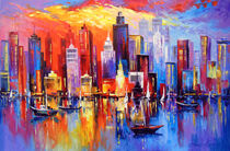 New York by Olha Darchuk