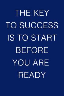 Motivations- und Inspirations-Zitat zum Erfolg  von captainsilva