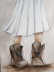 Boots by Christine Schmidt