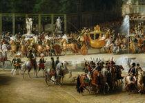 The Entry of Napoleon  von Etienne-Barthelemy Garnier