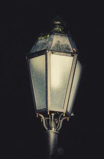 Still life of a street lamp von Ingo Menhard