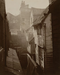 Cloth Fair by Peter Henry Emerson