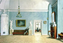 Neo-Classical Interior by Fedor Petrovich Tolstoy