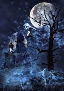 Begegnung im Mondlicht von garrulus-glandarius