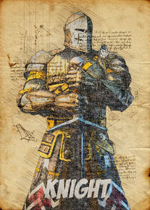 Knight by durro