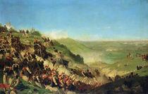The Battle of Solferino by Paul Alexandre Protais