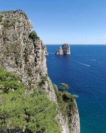 Capri: Traumhafte Aussichten auf einer Trauminsel von Berthold Werner