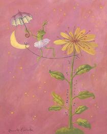 Froschtänzerin von Annette Swoboda