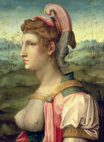 Sibyl by Francesco Ubertini Verdi Bachiacca